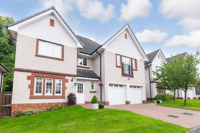 Thumbnail Detached house for sale in Jordanhill Crescent, Glasgow