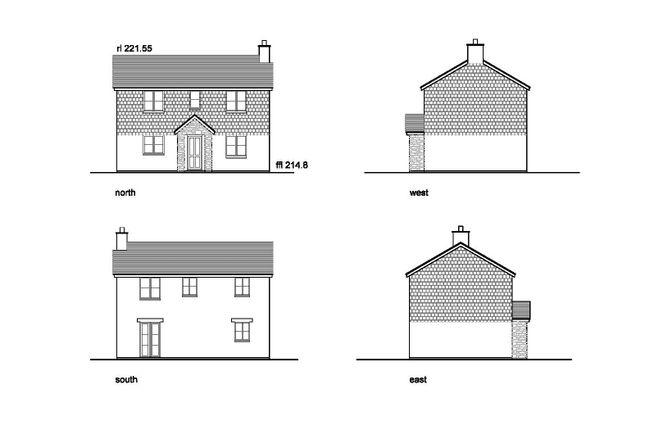3 bed detached house for sale in Roseveare Close, Pensilva, Liskeard PL14
