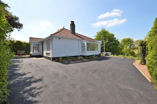 Thumbnail Detached bungalow for sale in Milton Damerel, Holsworthy, Devon