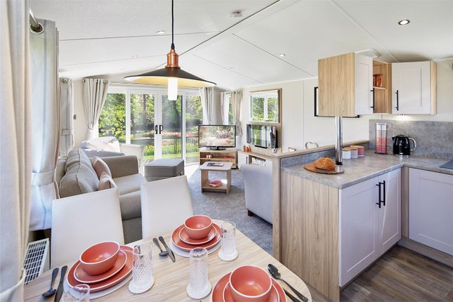 Thumbnail Mobile/park home for sale in Skinburness Court, Silloth, Wigton