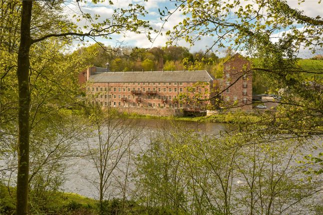 River Aspect of Mid Mill, Mill Square, Stanley Mills, Stanley PH1