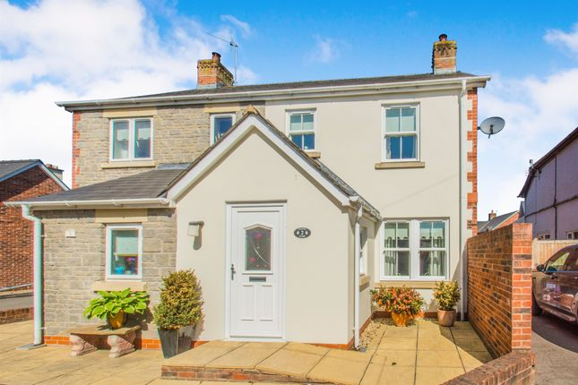 Thumbnail Semi-detached house for sale in Chapel Close, Raglan, Usk