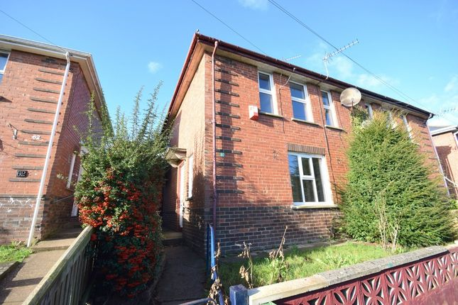 3 bed semi-detached house for sale in Chesnut Avenue, Wonford