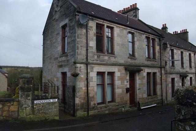 Thumbnail Terraced house to rent in Sanderson Terrace, Kirkcaldy, Fife
