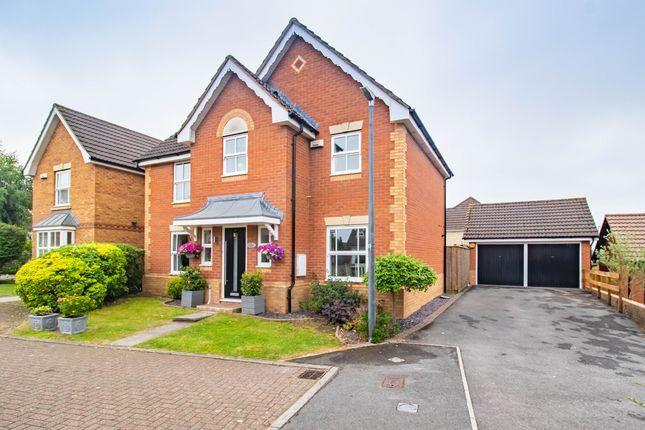 Thumbnail Detached house for sale in Rose Oak Drive, Coalpit Heath, Bristol