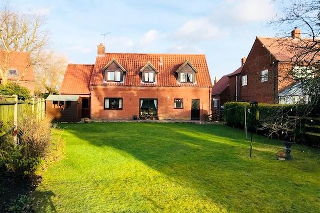Thumbnail Detached house for sale in The Street, Swanton Abbott, Norwich