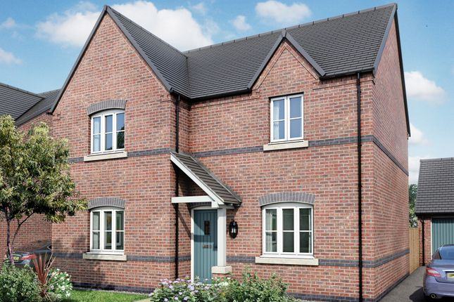 Thumbnail Detached house for sale in Holborn Place, Codnor, Derbyshire