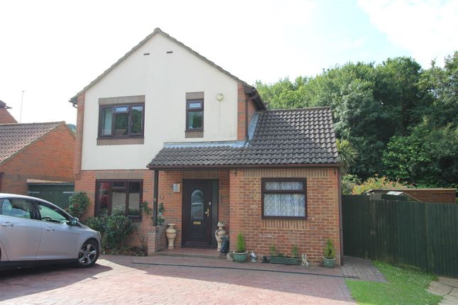 Thumbnail Detached house for sale in Salcey Close, St. Leonards-On-Sea