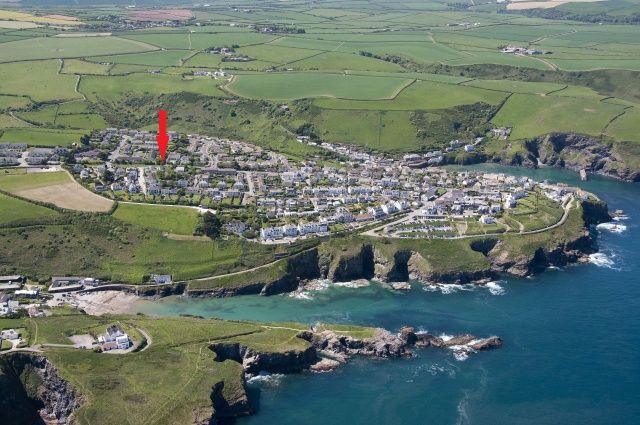 Thumbnail Detached house for sale in Trewetha Lane, Port Isaac