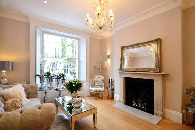 Thumbnail Terraced house to rent in Delancey Street, London