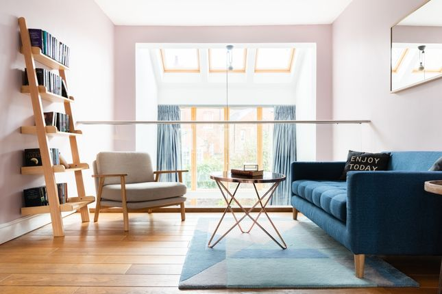 Thumbnail Flat to rent in Richmond Road, Oxford