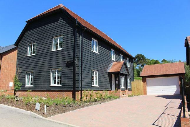 Thumbnail Detached house for sale in Windmill Lane, Bursledon, Southampton