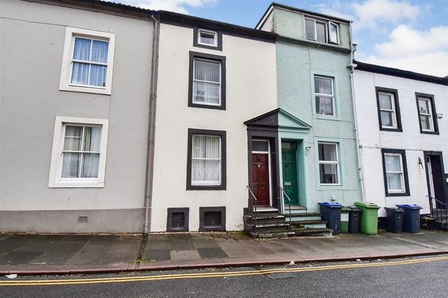 Thumbnail Town house for sale in High Street, Maryport