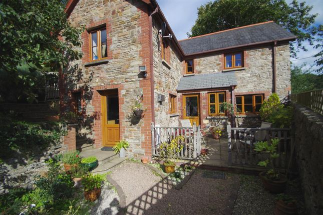 Thumbnail Cottage for sale in Church Street, Braunton