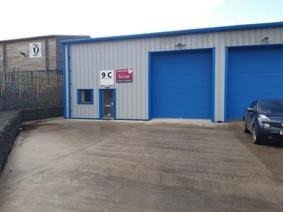 Thumbnail Light industrial to let in Unit 9C, Callywith Gate Industrial Estate, Bodmin, Cornwall