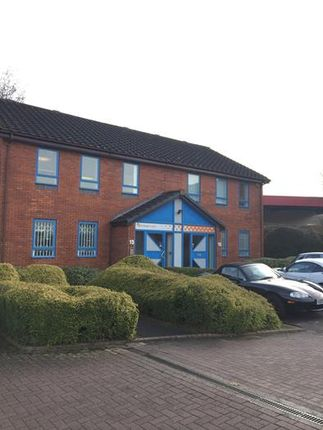 Thumbnail Office for sale in 15/16 Scirocco Close, Moulton Park, Northampton