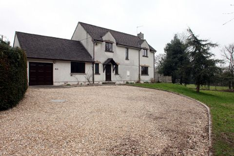 Thumbnail Detached house to rent in Part Wayes, Lamerton