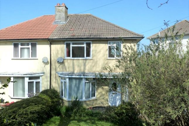3 bed property for sale in Teign Road, Plymouth, Devon