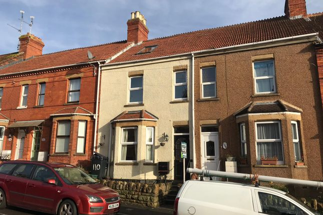 Thumbnail Terraced house to rent in Goldcroft, Yeovil