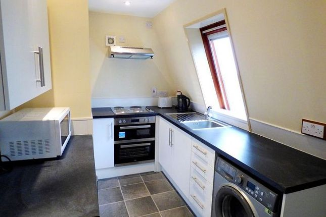 Thumbnail Flat to rent in Greaves Road, Lancaster