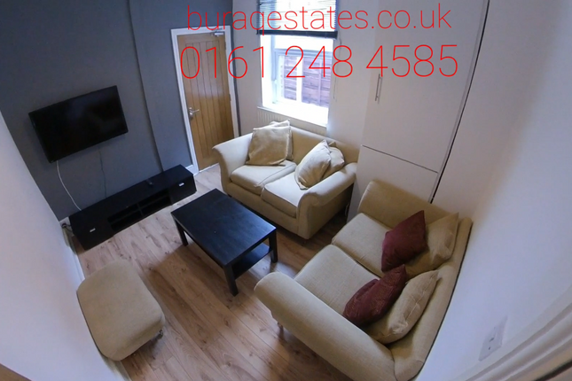 5 bed terraced house to rent in Cawdor Road, Fallowfield, Manchester M14