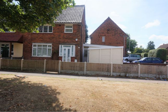 Thumbnail Semi-detached house for sale in Well Lane, Walsall
