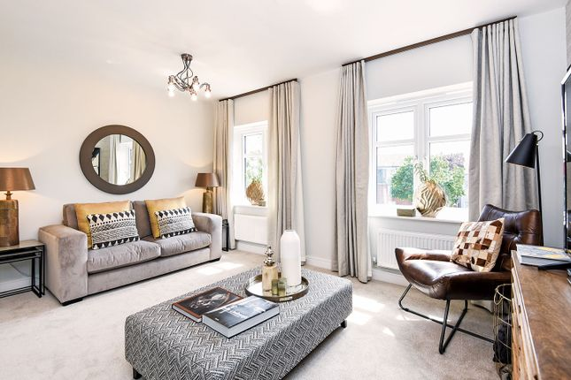 """4 bedroom terraced house for sale in """"The Penrith V2"""" at The Ridgeway, Enfield"""