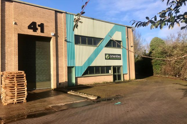 Thumbnail Light industrial to let in Salthouse Road, Brackmills, Northampton
