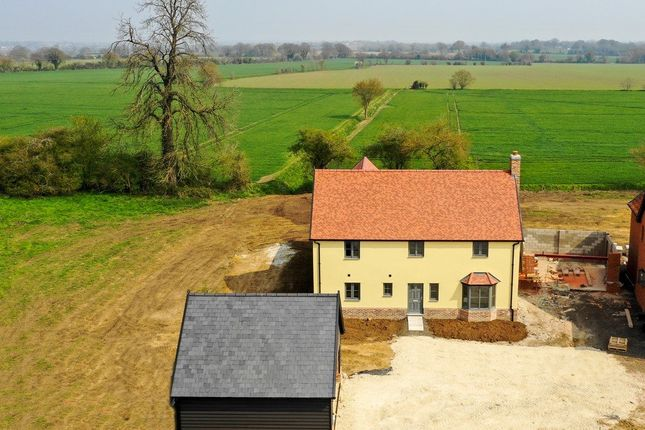 Thumbnail Detached house for sale in Willow Corner, Wortham, Diss, Norfolk
