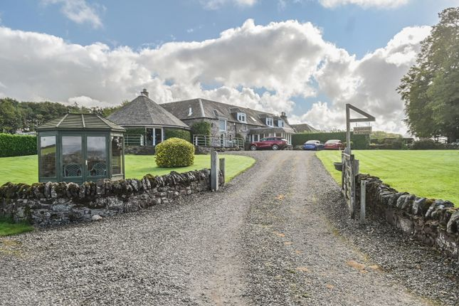 Thumbnail Barn conversion for sale in Glenhead Steading, Dunblane