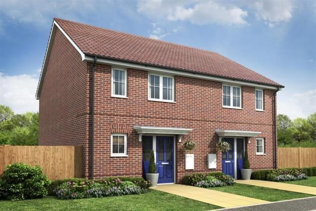 Thumbnail Property for sale in Broadgate Park, Sprowston, Norwich