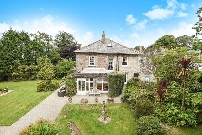 Detached house for sale in St. Austell, Cornwall