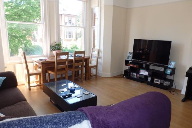 Thumbnail Flat to rent in Coolhurst Road, Crouch End
