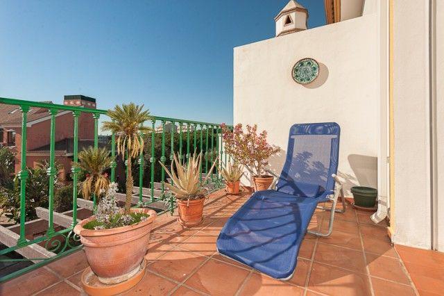 Terrace of Spain, Málaga, Marbella, Las Chapas