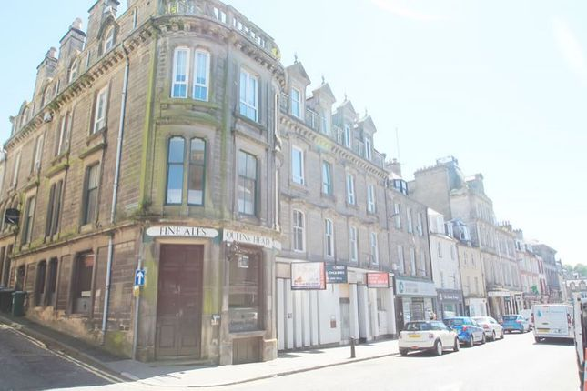Thumbnail 3 bed flat for sale in 30-6, High Street, Hawick TD99Eh