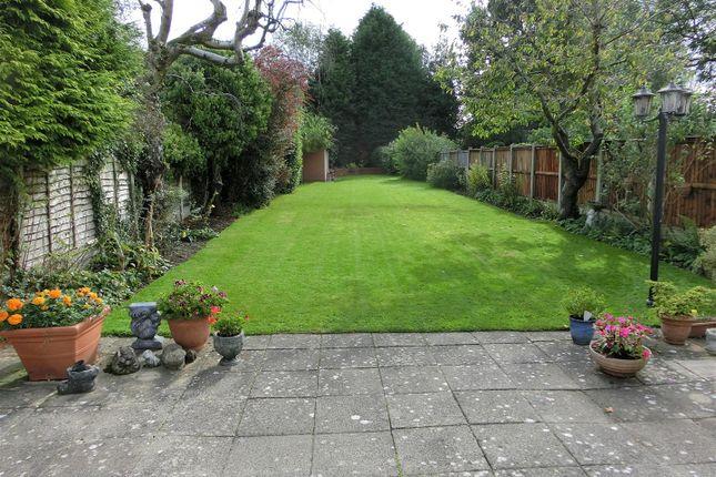 Garden of Smirrells Road, Hall Green, Birmingham B28