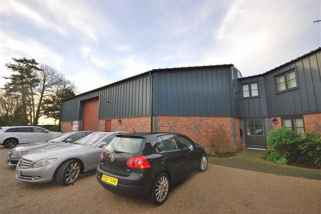 Thumbnail Warehouse to let in Unit 1, Bitteswell Business Park, Lutterworth, Leicestershire