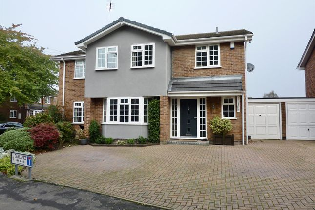 Thumbnail Property for sale in Oaklands, Curdworth, Sutton Coldfield