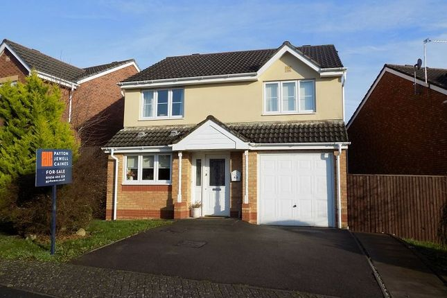 4 bed detached house for sale in Bryn Henfaes, Broadlands, Bridgend.