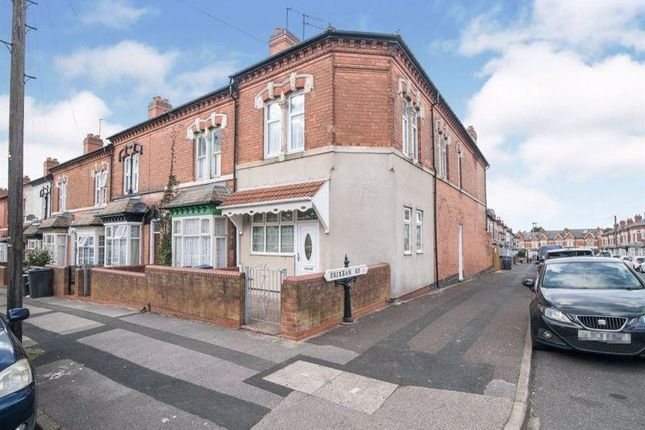 3 bed terraced house for sale in Paignton Road, Birmingham B16