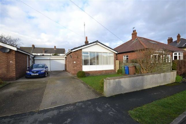 Thumbnail Semi-detached bungalow to rent in Shaftesbury Avenue, Hornsea, East Yorkshire
