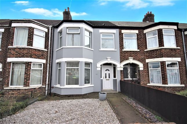 Thumbnail Terraced house for sale in Anlaby Road, Hull