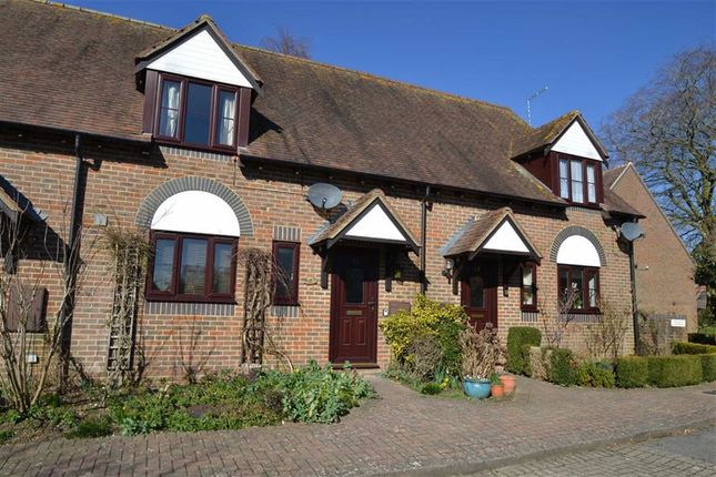Thumbnail Terraced house for sale in St Michael's Close, Lambourn, Berkshire