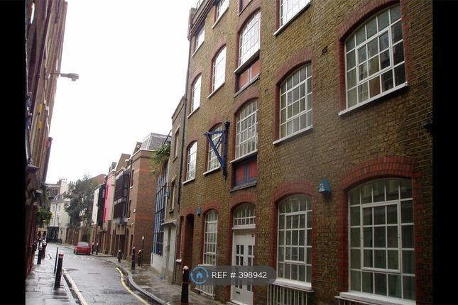 Thumbnail Flat to rent in Middle St, London