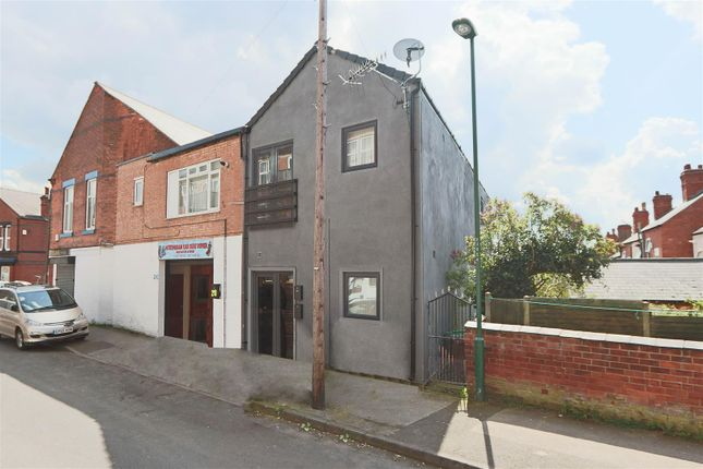 Thumbnail Flat for sale in Gladstone Street, Forest Fields, Nottingham
