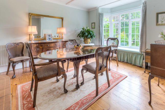 Dining Room of Salvington Hill, High Salvington, Worthing BN13