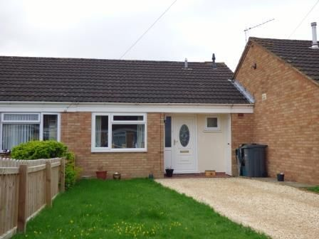 Thumbnail Bungalow to rent in Fieldcourt Gardens, Quedgeley, Gloucester