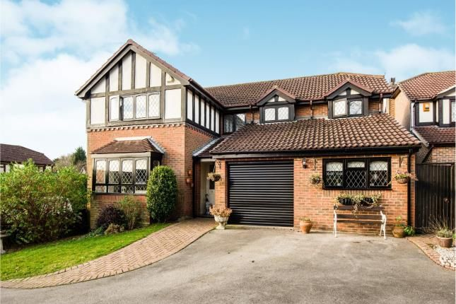 Thumbnail Detached house for sale in Sycamore Close, Heathfield, East Sussex, United Kingdom