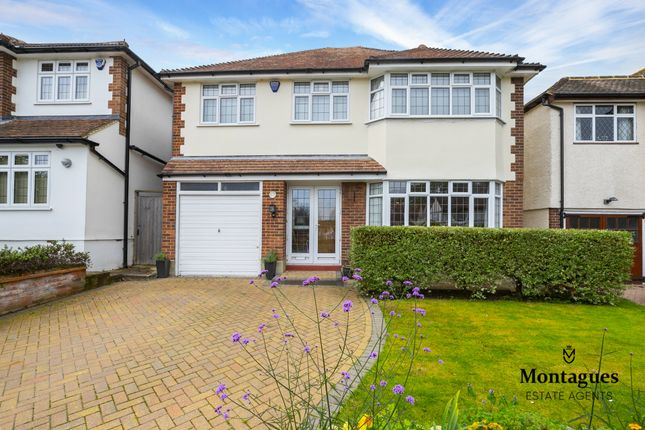 5 bed detached house for sale in Harewood Hill, Theydon Bois CM16