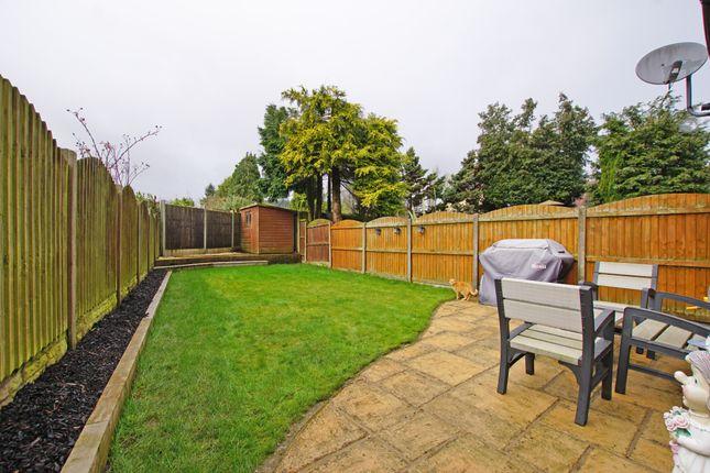 Rear Garden of Parsonage Drive, Cofton Hackett, Birmingham B45